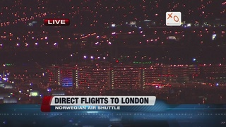 Norwegian Air to expand service from Las Vegas