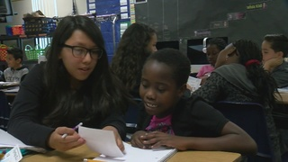 Schools rising to challenge of teaching refugees