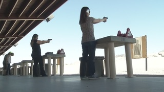 Why are Las Vegas moms getting guns?