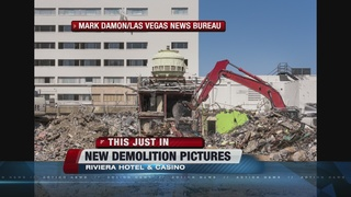More of the Riviera comes down