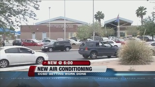 UPDATE: Portable getting new A/C after issue