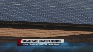 Nevada panel recommends solar 'grandfathering'