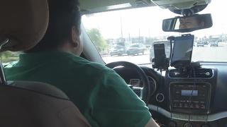 Uber drivers struggle to make ends meet