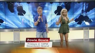 Zowie Bowie Rocks Downtown! 5/27/16