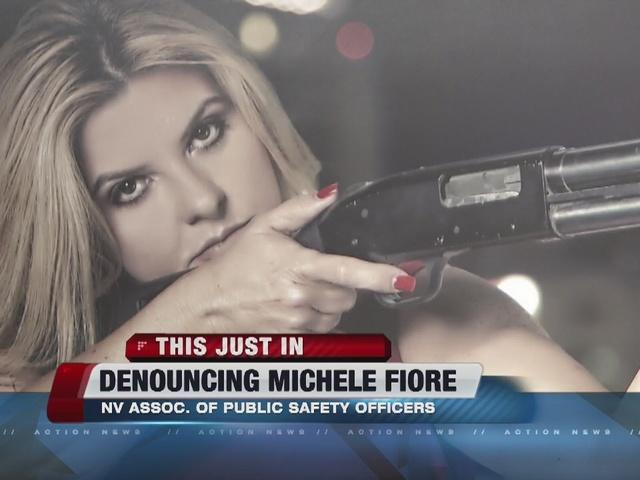 NAPSO withdraws support of Michele Fiore