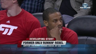 Former UNLV Rebel Bryce Dejean-Jones dead at 23