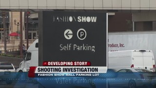 Shooting reported at Fashion Show Mall
