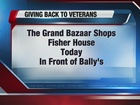 Grand Bazaar Shops fundraising for vets