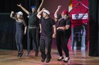 OVation concert featured dance and more