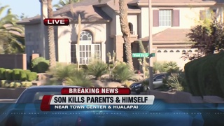 UPDATE: Coroner identifies couple killed by son