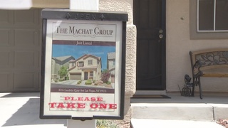 Las Vegas home prices going up, inventory down