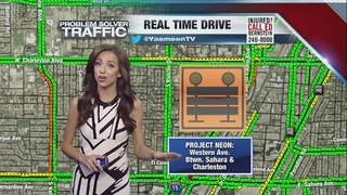 TRAFFIC TROUBLES: Project Neon construction