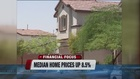 Vegas-area home prices topped $229,000 in May