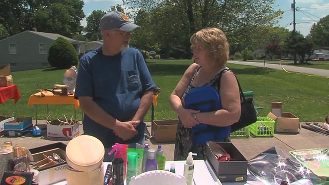 Things you should never buy at yard sales