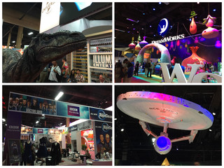 PHOTOS: 2016 Licensing Expo in Las Vegas