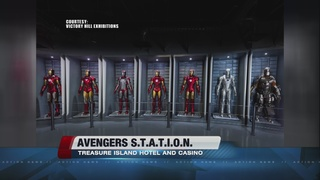 Avengers S.T.A.T.I.O.N. now open to public