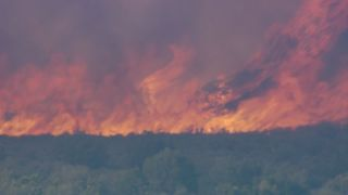 UPDATE: Lovell Fire grows to 200 acres