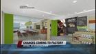 Ethel M Chocolates store undergoing redesign