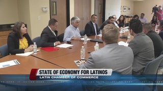 Latino Chamber of Commerce holds roundtable