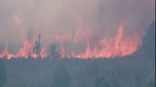 UPDATE: Lovell Fire now 95 percent contained