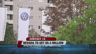 Nevada gets $5M as part of settlements with VW