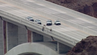 UPDATE: Trooper hurt during Hoover Dam incident
