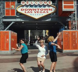Vegas produces video for #CantStopTheFeeling