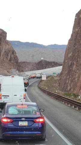 UPDATE: Person threatens to jump at Hoover Dam