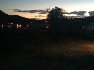9 new fires reported in rural county from storms