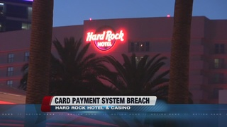 Hard Rock hotel-casino announces security breach