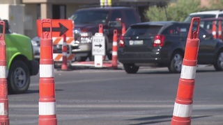 TRAFFIC TROUBLES: Construction hurting business
