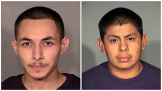 2 arrested in shooting at Tropicana, Nellis