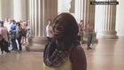 Viral video of woman singing at Lincoln Memorial
