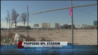 SWA doesn't want stadium by airport