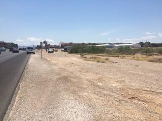 Police investigating body found in desert