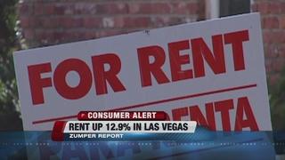 Report: Rent up 12.9 percent in Las Vegas