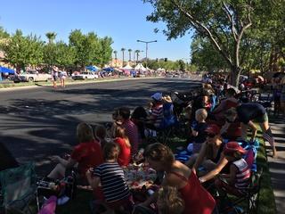 GALLERY: Las Vegas celebrates 4th of July