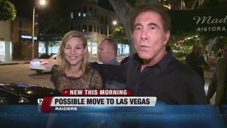 Wynn on Raiders: 'I want to make it happen'