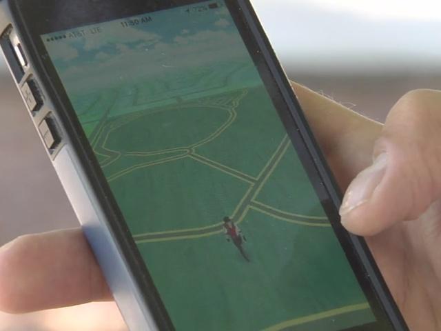 Pokemon Go player robbed at Desert Breeze Park