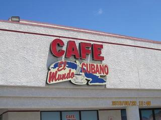 DIRTY DINING: Cafe El Mundo Cubano
