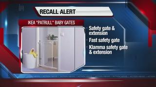 IKEA recalls tens of thousands of baby gates