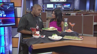 Bonefish Grill shares recipes with viewers