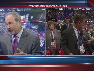 Analyst Jon Ralston gives insight on RNC Day 1