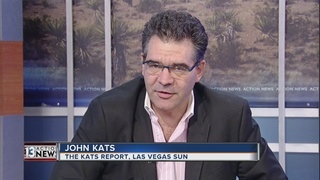 John Katsilometes talks Vegas shows closing
