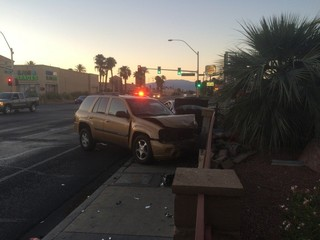 Crash on Jones, Lake Mead