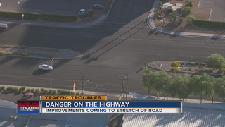 TRAFFIC TROUBLES: Boulder Hwy. safety concerns