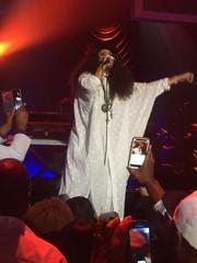 Erykah Badu to host Soul Train Awards in Vegas