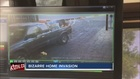 CAUGHT ON CAMERA: Burglars leave home with truck
