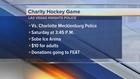Hockey game to benefit autism organization