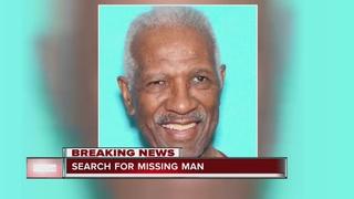 Local police seek missing elderly man